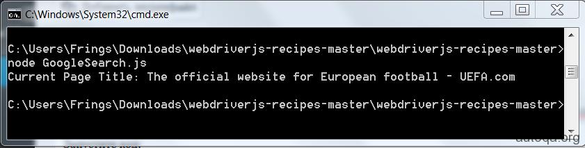 webdriverjs-3